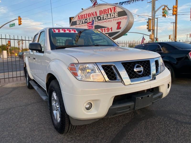Nissan Frontier 2013 price $17,999
