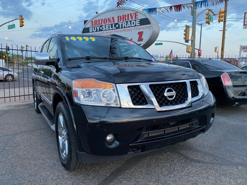 Nissan Armada 2010 price $14,999