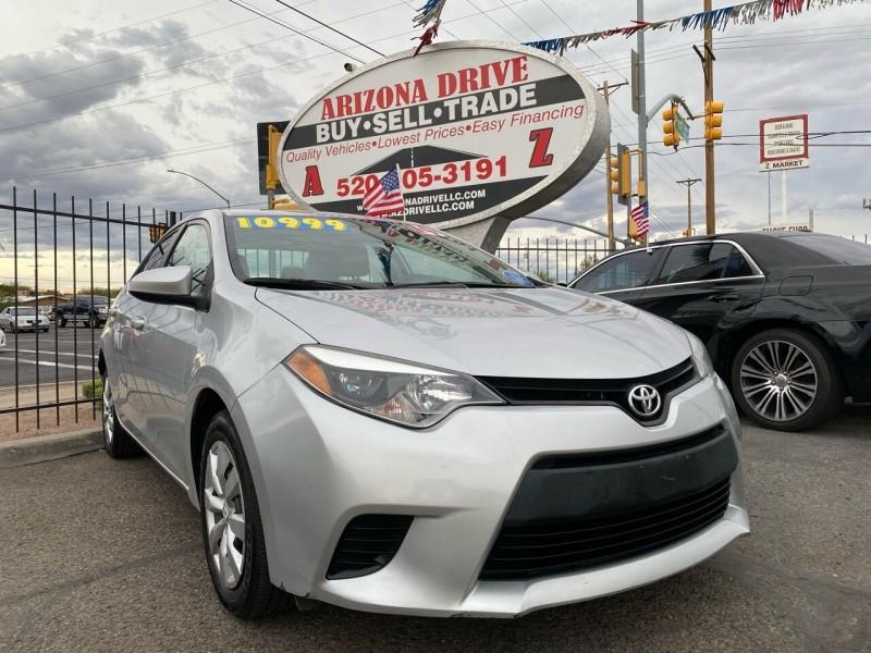 Toyota Corolla 2014 price $9,999