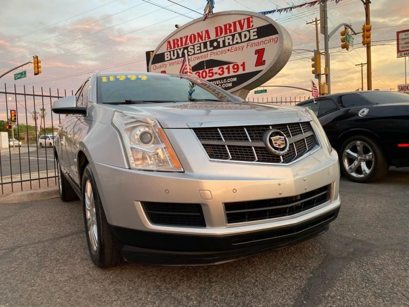 Cadillac SRX 2012 price $11,999