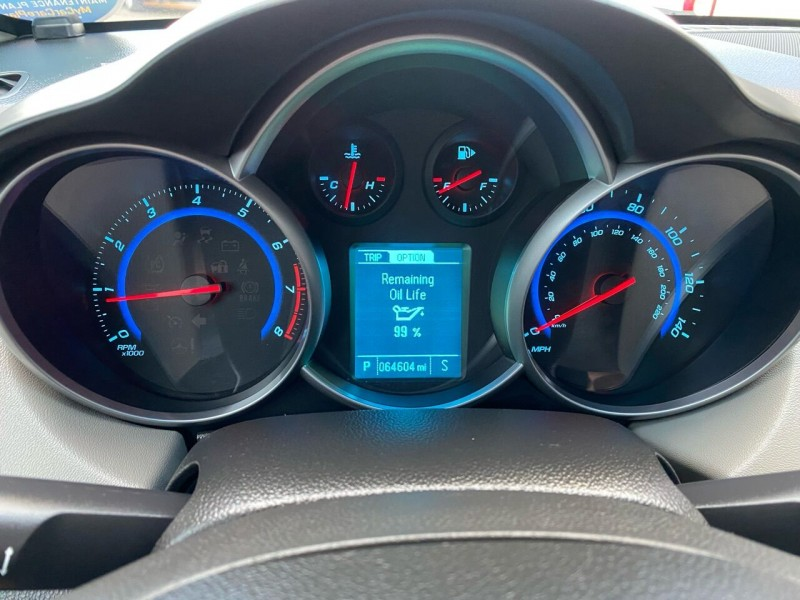 Chevrolet Cruze 2015 price $12,999