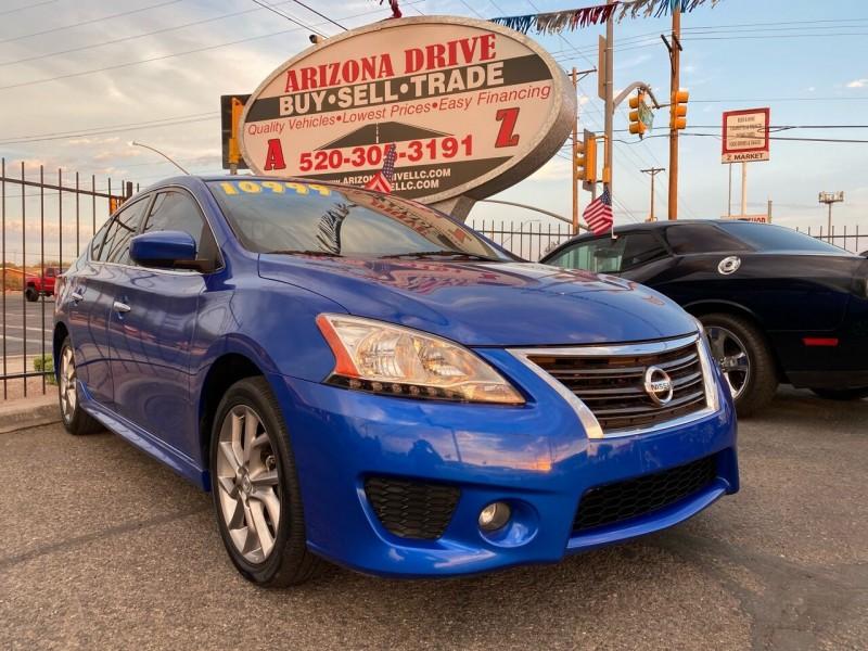 Nissan Sentra 2013 price $10,999
