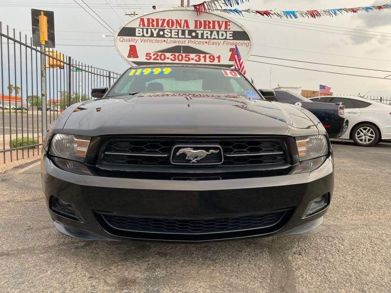 Ford Mustang 2010 price $11,999