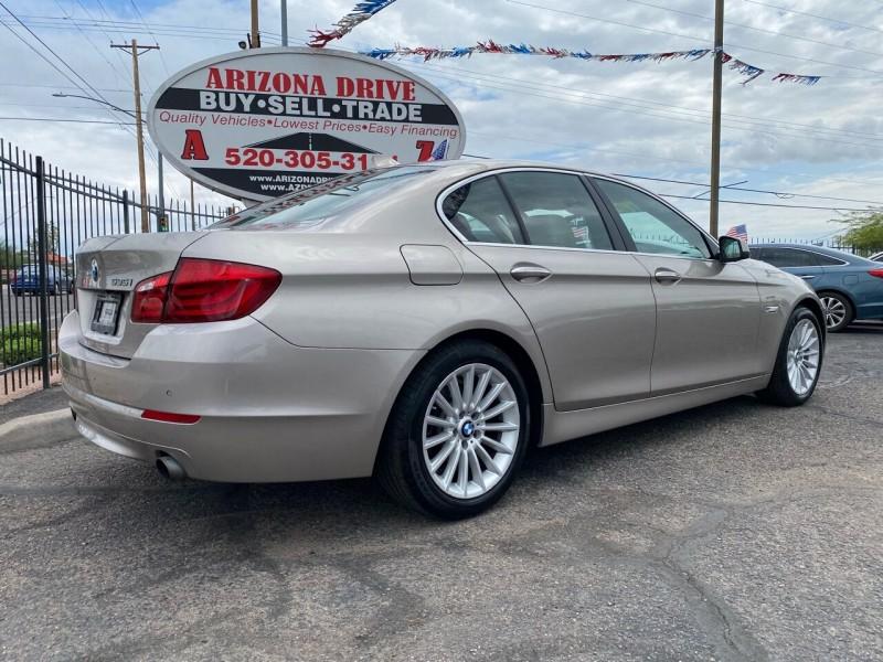 BMW 5 Series 2013 price $15,999