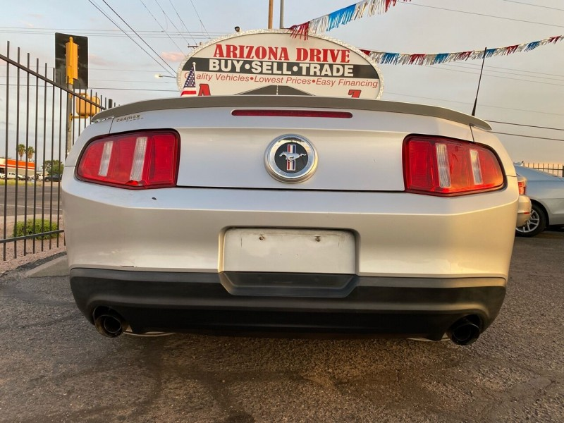 Ford Mustang 2012 price $12,999