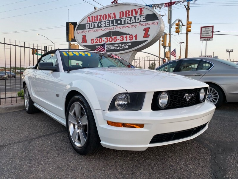 Ford Mustang 2007 price $13,999