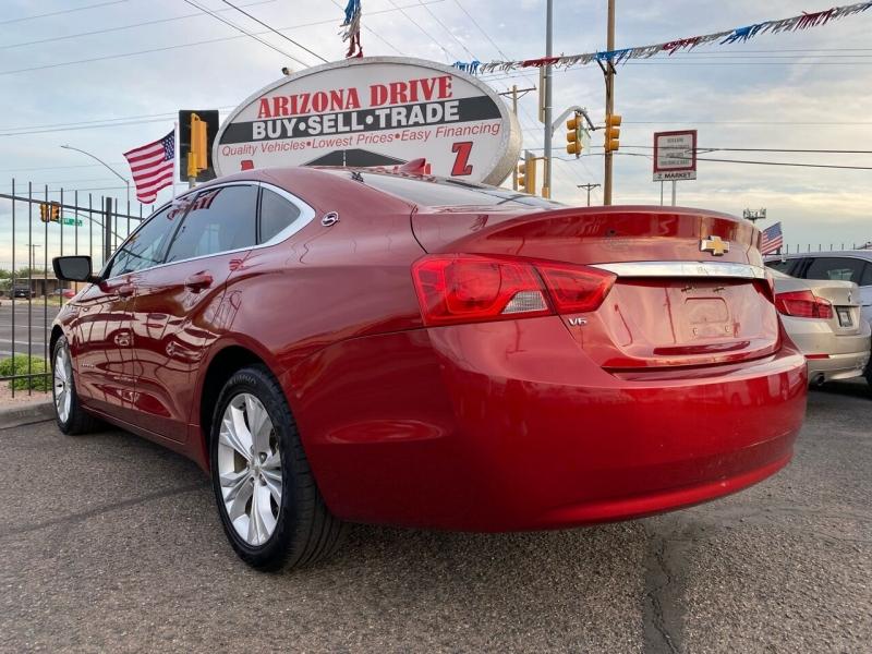 Chevrolet Impala 2015 price $15,999