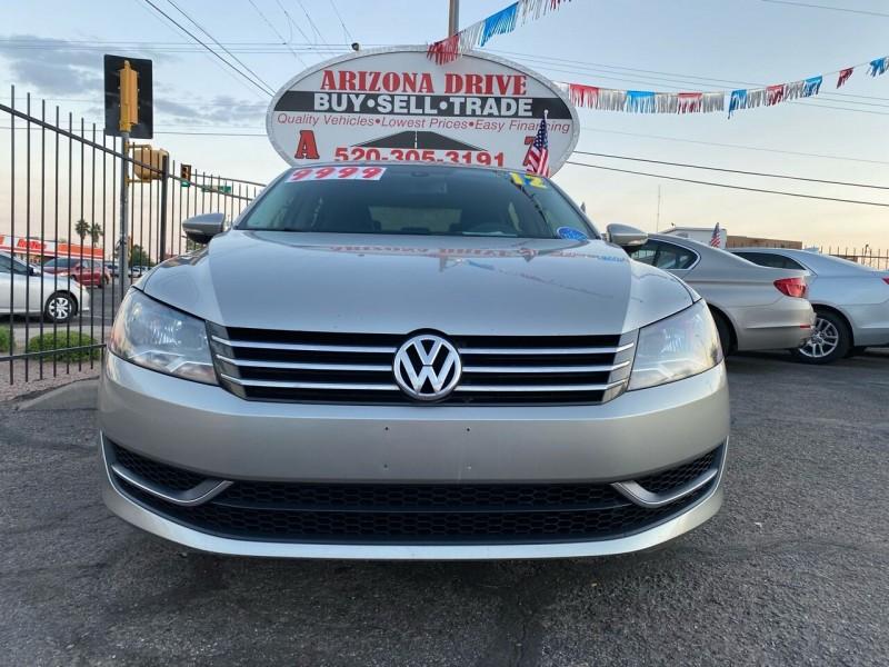Volkswagen Passat 2012 price $9,999