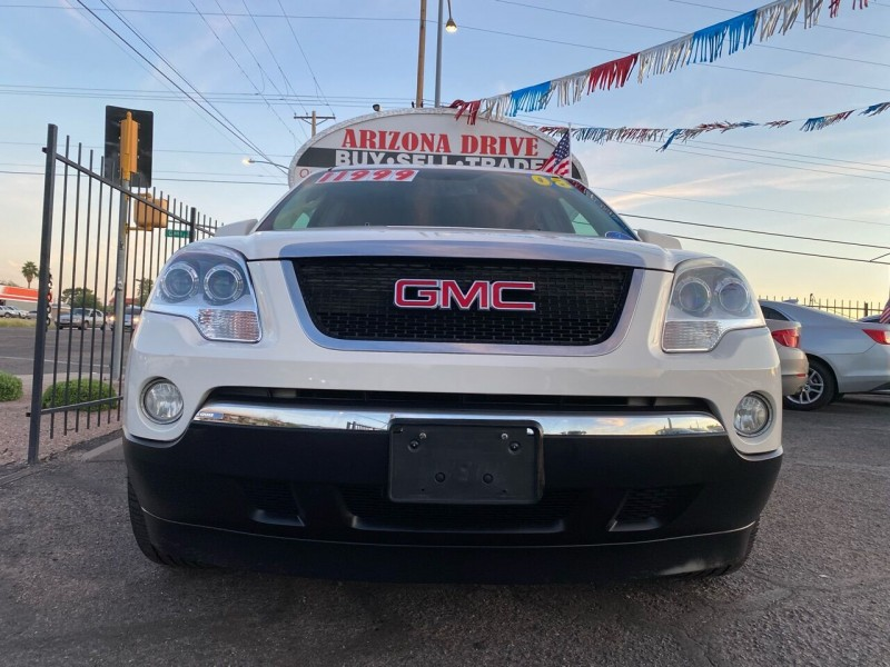 GMC Acadia 2008 price $11,999