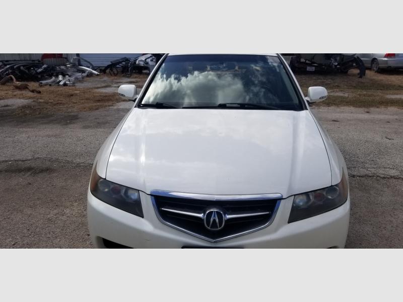 Acura TSX 2004 price $4,000