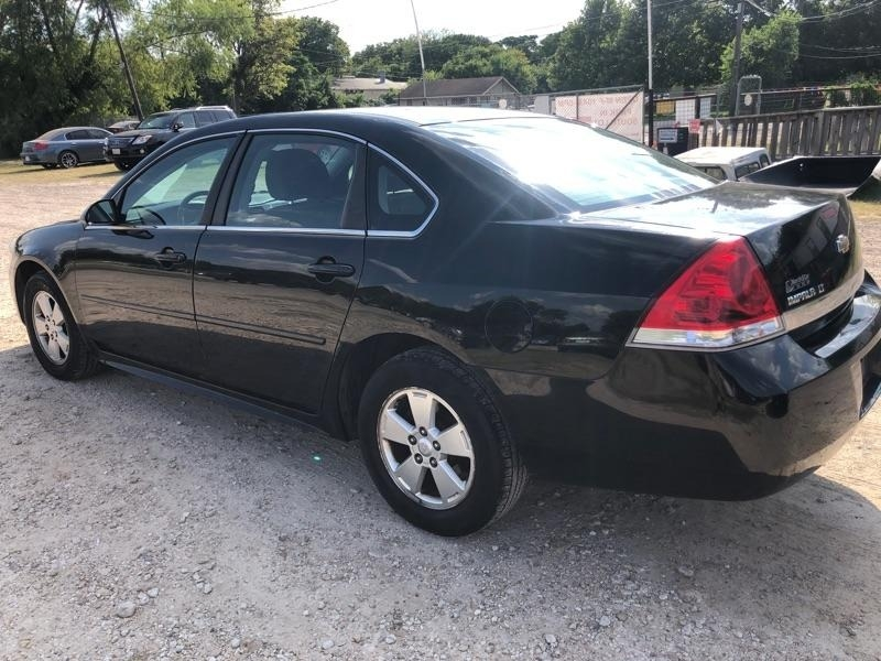 Chevrolet Impala 2010 price $4,500 Cash