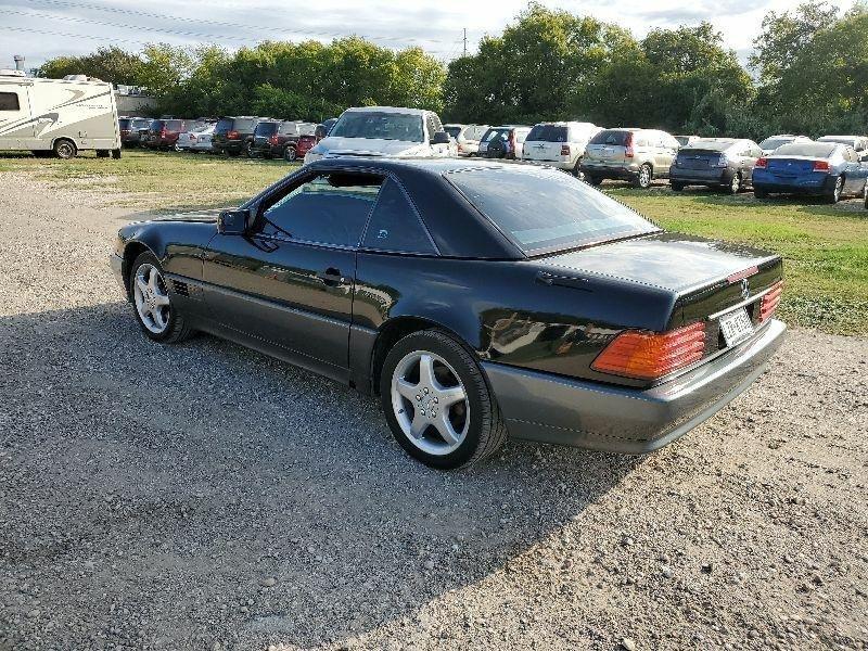 Mercedes-Benz SL500 1995 price $1,900 Cash