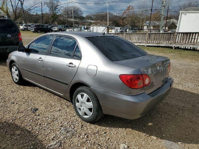 Toyota Corolla 2007 price $3,400 Cash