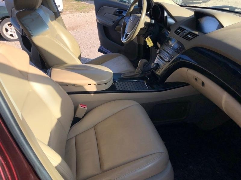 Acura MDX 2007 price $5,200 Cash