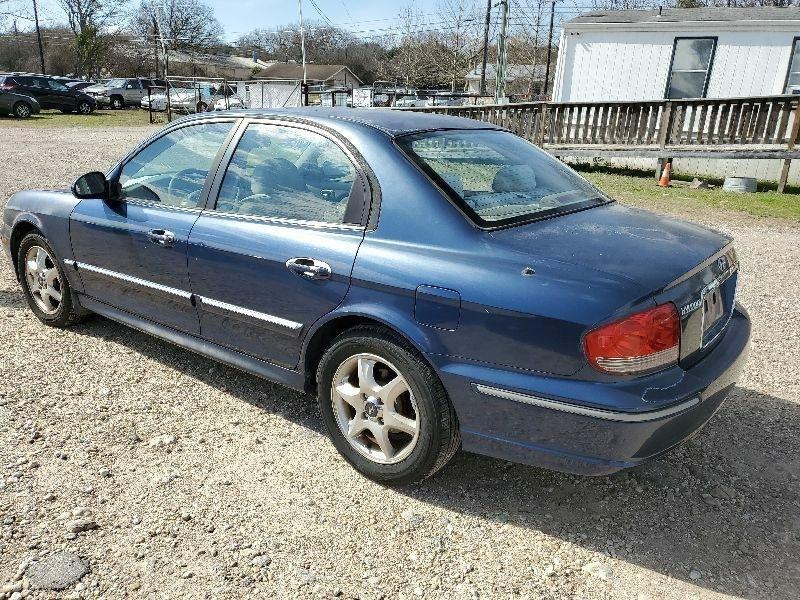 Hyundai Sonata 2005 price $2,900 Cash