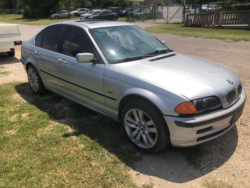 BMW 3-Series 2001 price $2,500 Cash