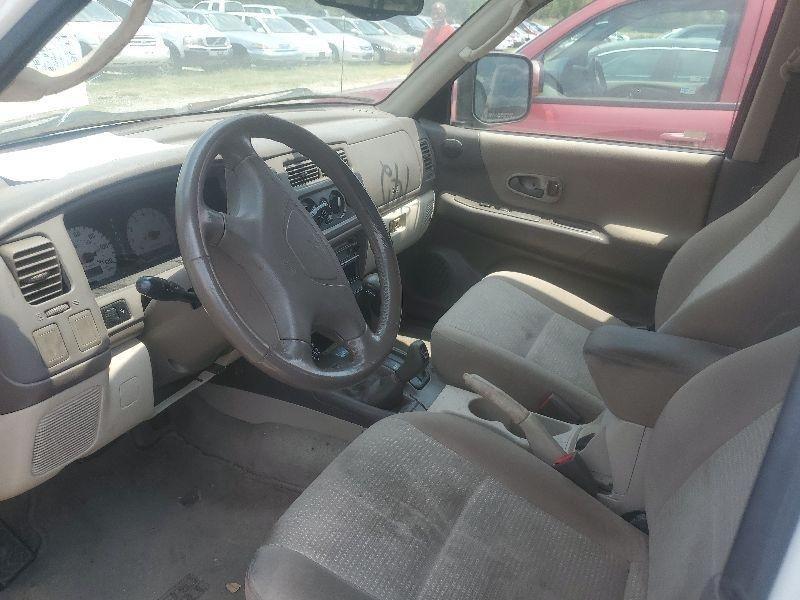 Mitsubishi Montero Sport 2002 price $1,600 Cash