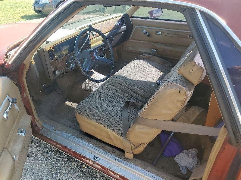 Chevrolet El Camino 1982 price $6,000 Cash