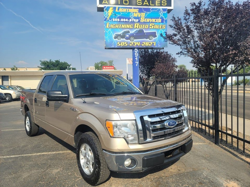 FORD F150 2011 price $15,550