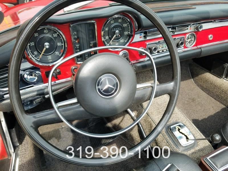 Mercedes-Benz 280SL 1971 price $75,000