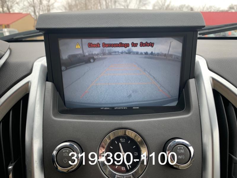 Cadillac SRX 2011 price $11,475