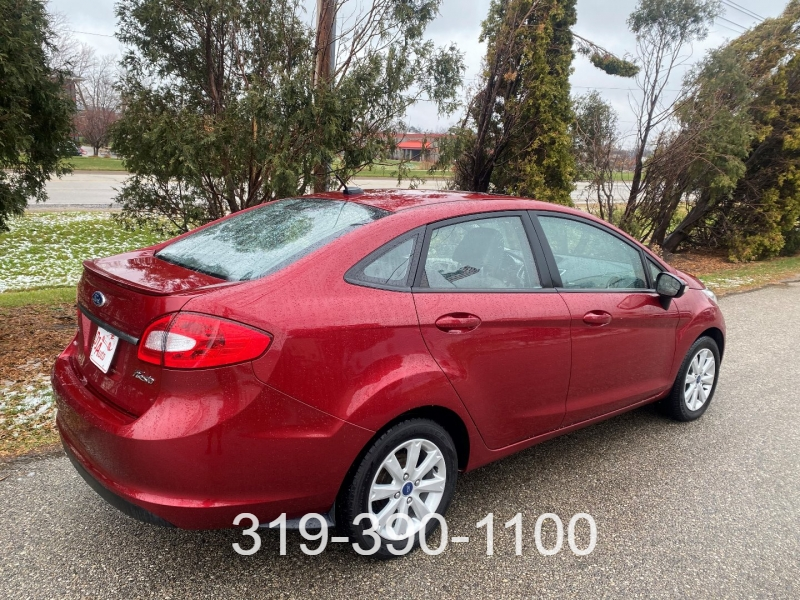 Ford Fiesta 2013 price $6,450