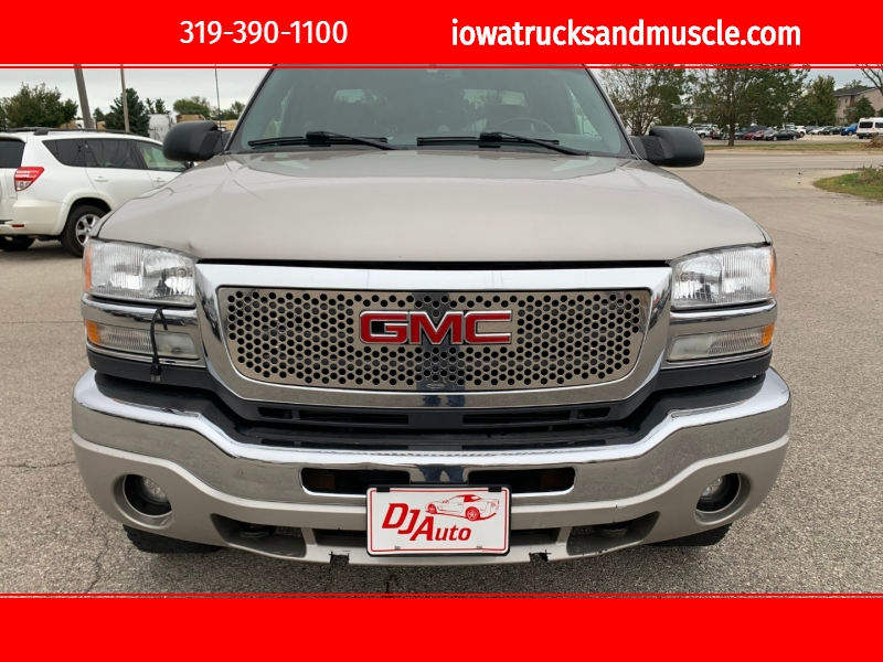 GMC Sierra 2500HD 2005 price $9,950