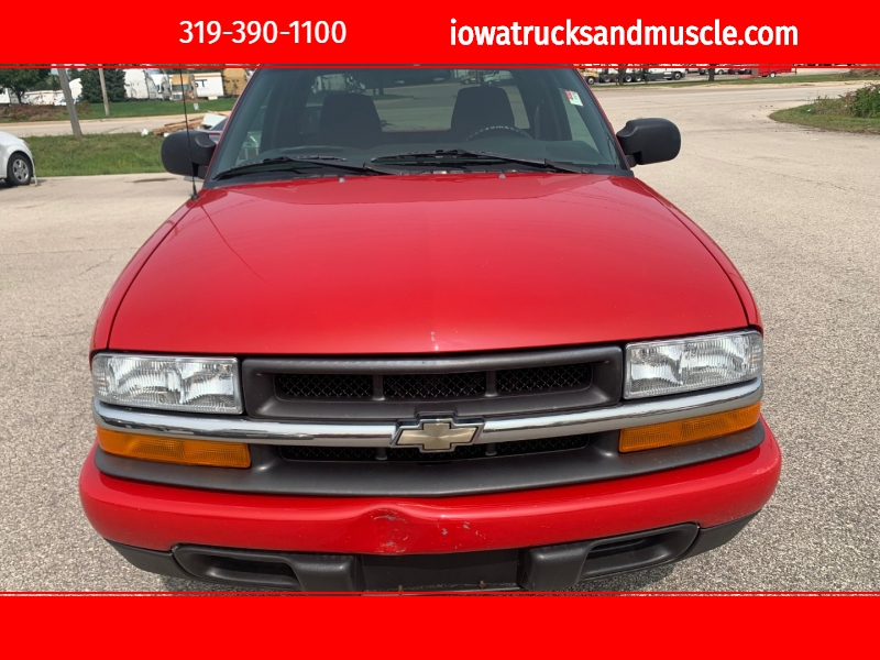 Chevrolet S-10 2002 price $3,950