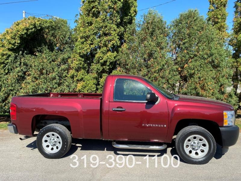 Chevrolet Silverado 1500 2009 price $9,900