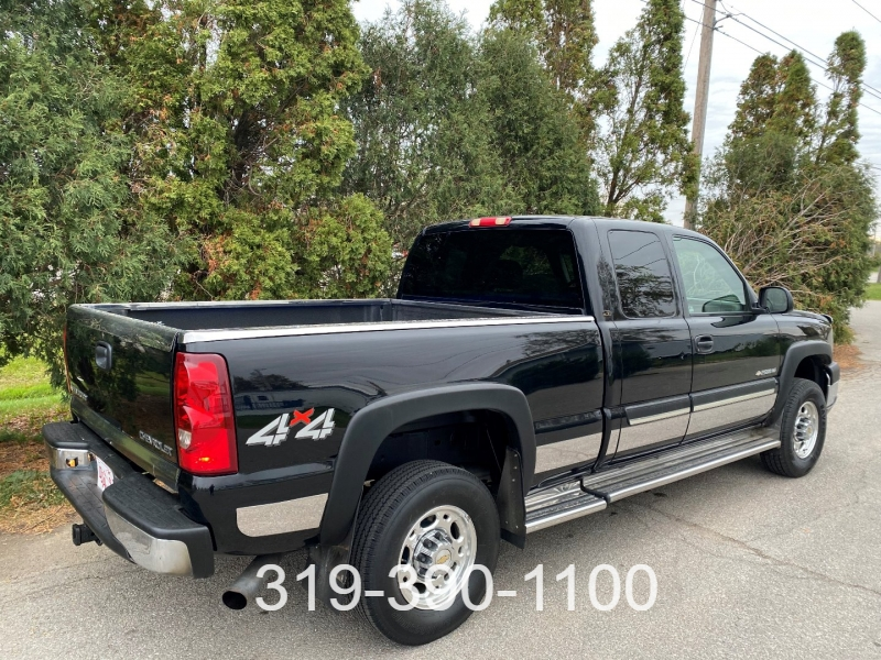 Chevrolet Silverado 2500HD 2003 price $8,950