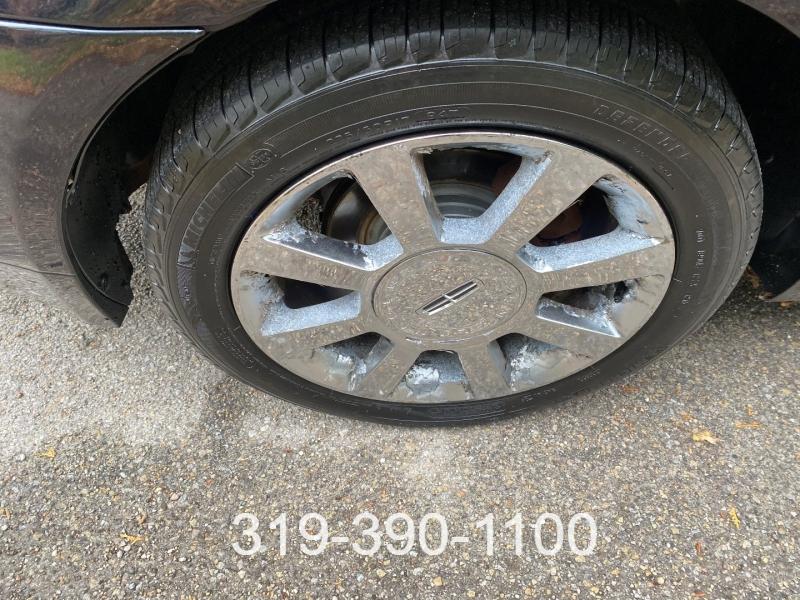 Lincoln MKZ 2008 price $4,950