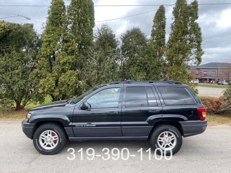 Jeep Grand Cherokee 2004 price $6,900