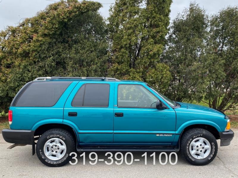 Chevrolet Blazer 1995 price $3,695