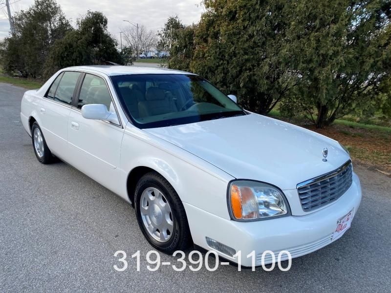Cadillac DeVille 2002 price $4,495