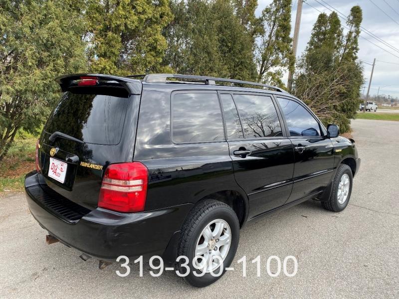 Toyota Highlander 2001 price $4,950