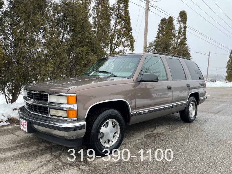 Chevrolet Tahoe 1997 price $3,900