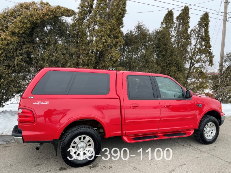 Ford F-150 2002 price $7,900
