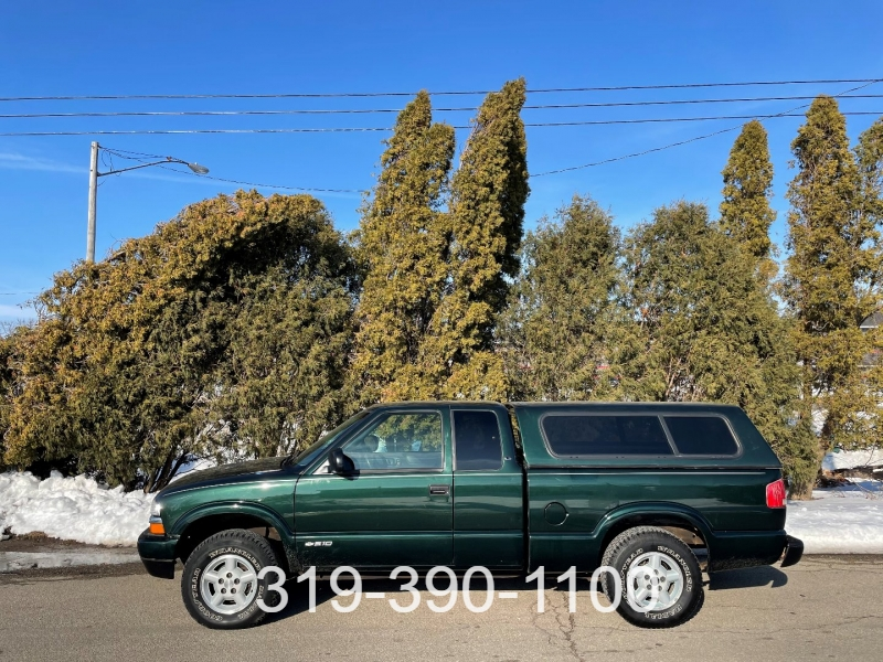 Chevrolet S-10 2003 price $4,950