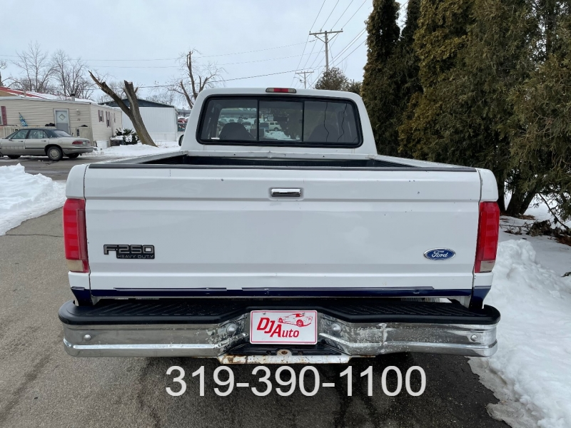 Ford F-250 HD 1997 price $8,900