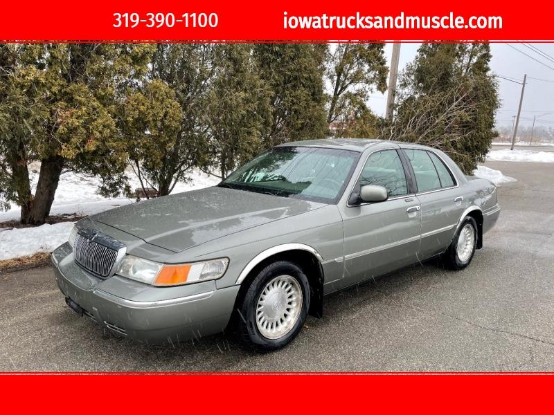 Mercury Grand Marquis 1999 price $4,900