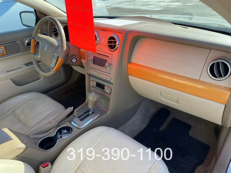 Lincoln MKZ 2009 price $4,950