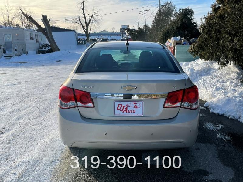 Chevrolet Cruze 2012 price $6,450