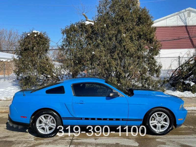 Ford Mustang 2010 price $8,650