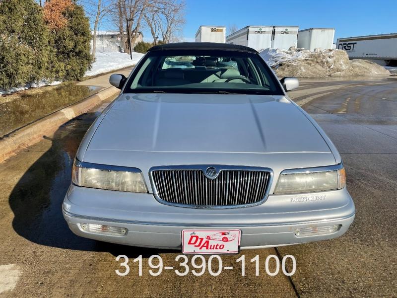 Mercury Grand Marquis 1996 price $3,900