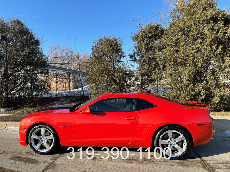 Chevrolet Camaro 2010 price $23,850