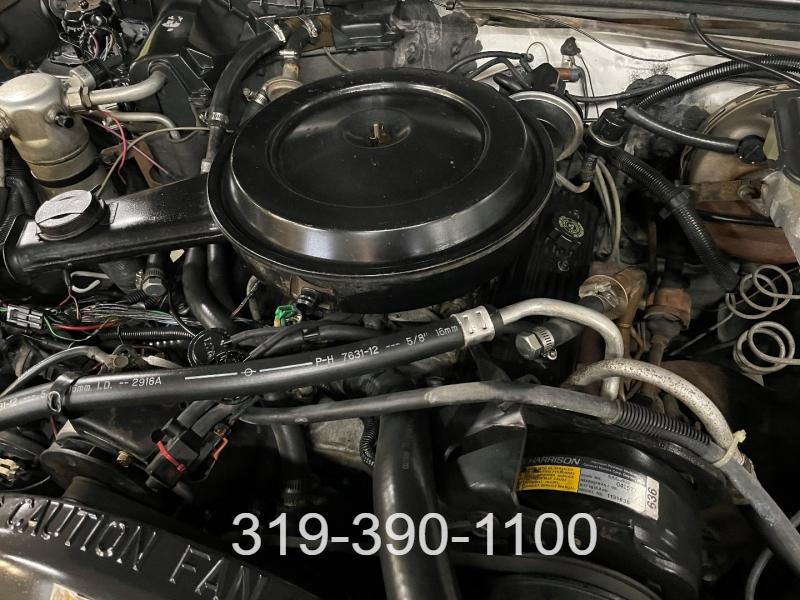 Chevrolet EL Camino 1987 price $9,850