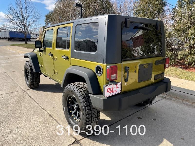 Jeep Wrangler 2008 price $16,900
