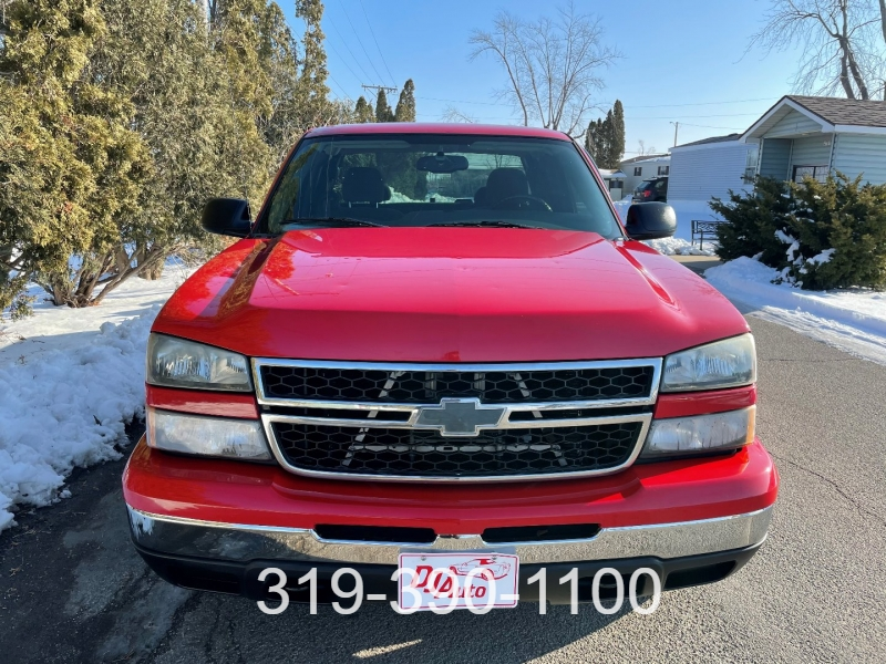 Chevrolet Silverado 1500 Classic 2007 price $8,450