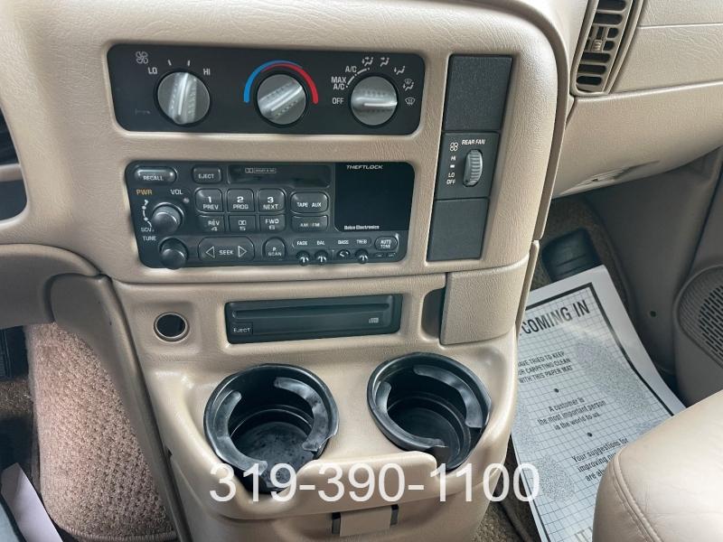 Chevrolet Astro Cargo Van 2003 price $6,900