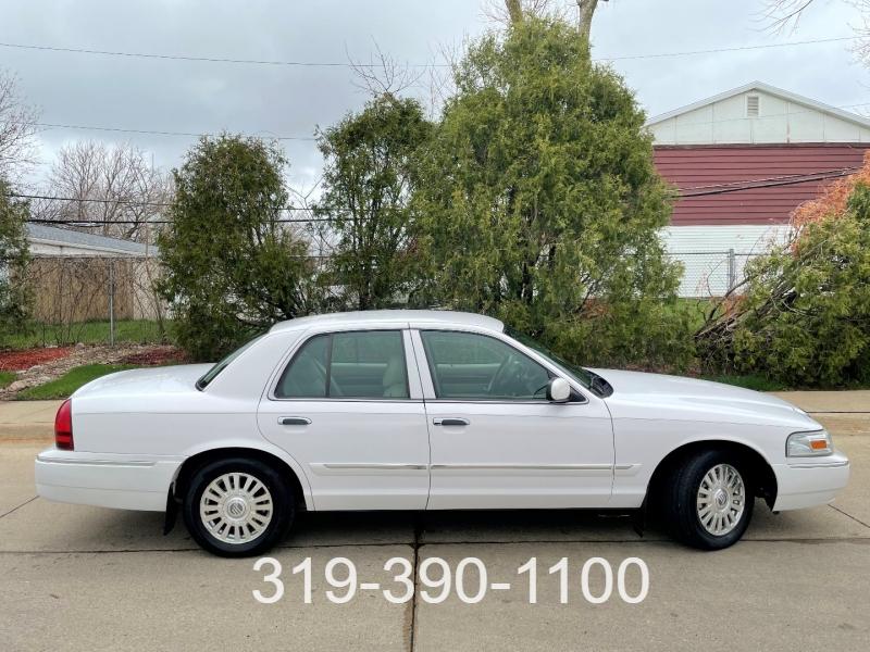 Mercury Grand Marquis 2006 price $6,500